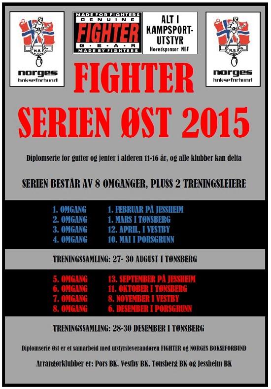 Fighter Serien 2015