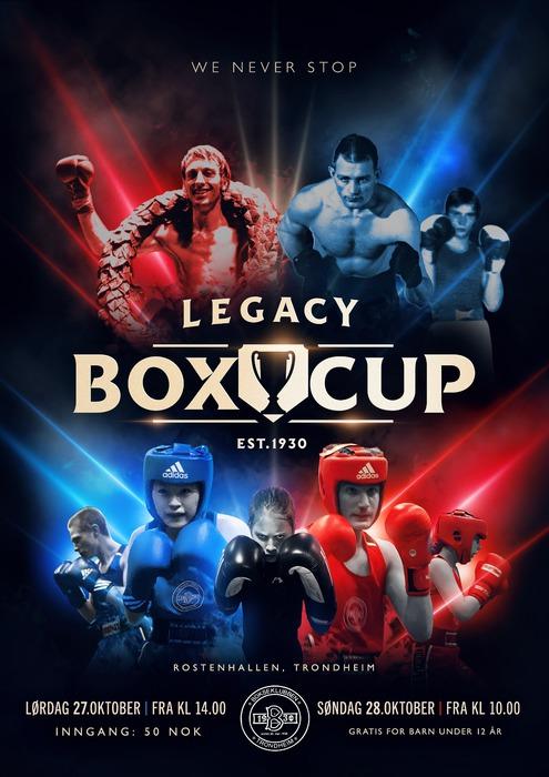 Legacy Box Cup 2019 resultater fra lørdag 26. oktober